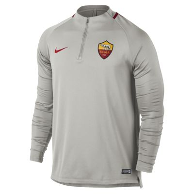 ... Men's Football Top. A.S. Roma Dri-FIT Squad Drill