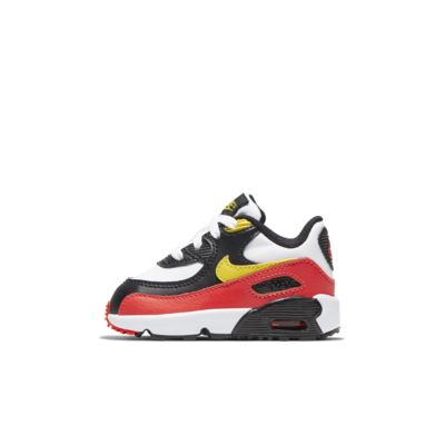 Nike Air Max 90 Leather Infant/Toddler Shoe
