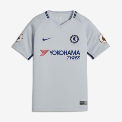Купить Футбольное джерси для школьников 2017/18 Chelsea FC Stadium Away (Antonio Rudiger)