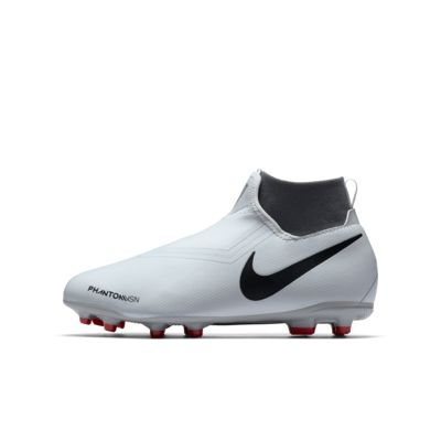Nike Jr. Phantom Vision Academy Dynamic Fit MG YoungerOlder Kids' Multi Ground Football Boot