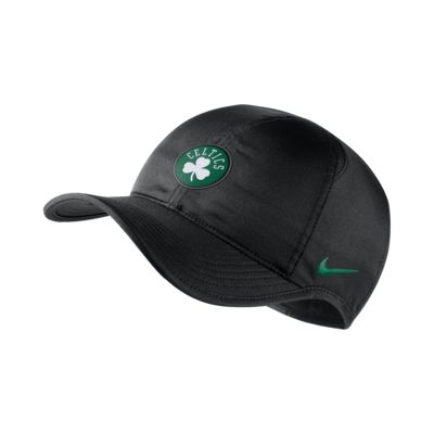 Boston Celtics Nike AeroBill Featherlight NBA Hat