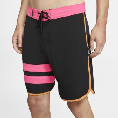 Hurley Phantom Block Party Solid Boardshorts van 45,5 cm voor heren