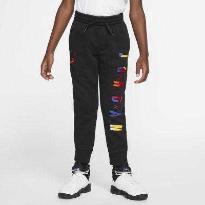 Calças de jogging de lã cardada Jordan Jumpman para criança