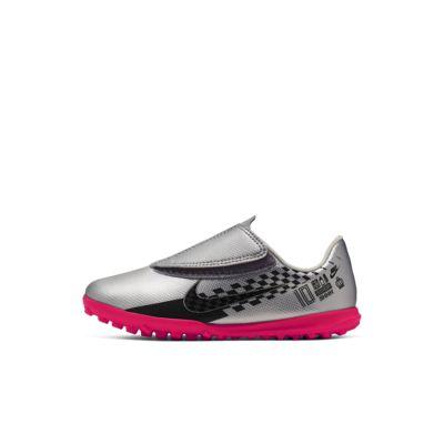 Buty piłkarskie na sztuczne nawierzchnie typu turf dla młodszych dzieci Nike Jr. Mercurial Vapor 13 Club Neymar Jr. TF.