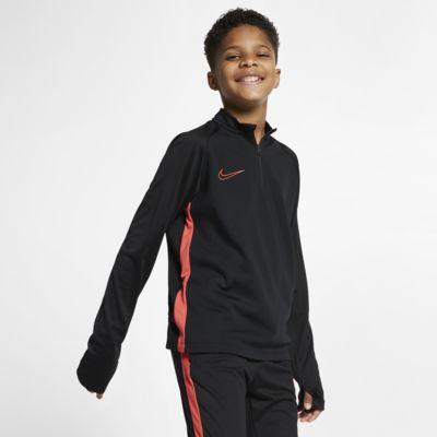 Fotbalová tréninková mikina Nike Dri-FIT Academy pro větší děti
