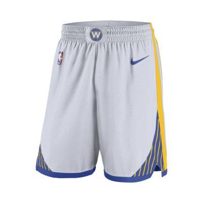 金州勇士队 Nike Association Edition Swingman 男子 NBA 短裤