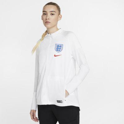 England Squad Damen-Fußballjacke