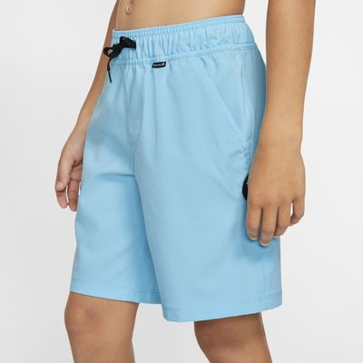 Shorts de playa de 41 cm para niño Hurley One and Only Volley