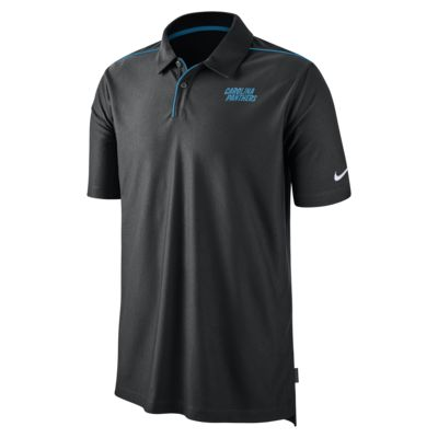Nike Dri-FIT Team Issue (NFL Panthers) Men's Polo