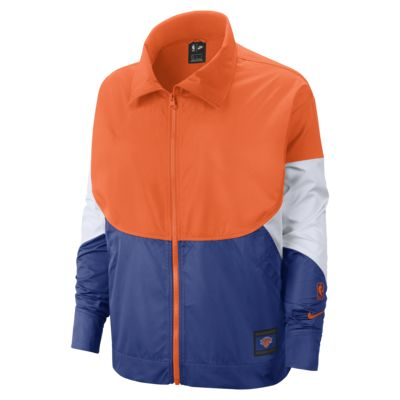 New York Knicks Nike Women's NBA Jacket