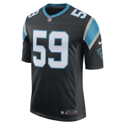 NFL Carolina Panthers Limited (Luke Kuechly) Men's Football Jersey