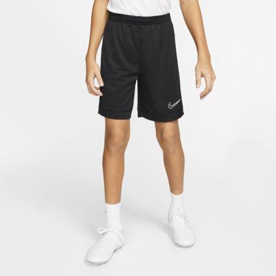Nike Dri-FIT Academy-fodboldshorts til store børn