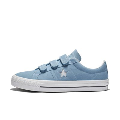 Converse One Star Pro Hook And Loop Suede Low Top  Unisex Skate Shoe
