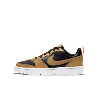 Nike Court Borough Low 2 (GS) 大童运动童鞋