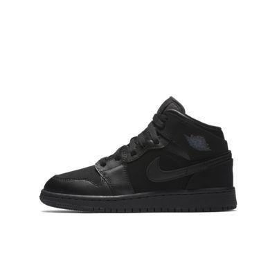 Кроссовки для школьников Air Jordan 1 Mid