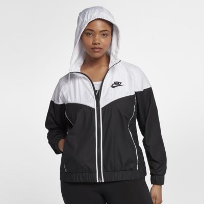 Dámská bunda Nike Sportswear Windrunner (větší velikost)
