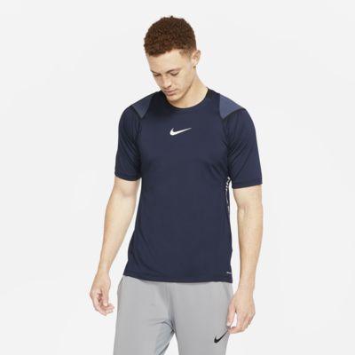 Nike Pro AeroAdapt Herentop met korte mouwen
