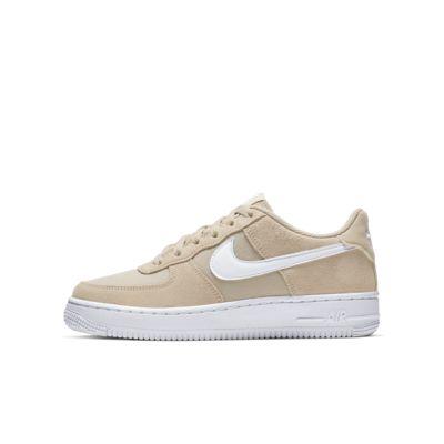 Nike Air Force 1 PE-sko til store børn