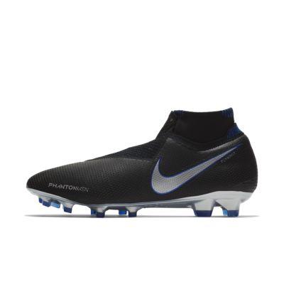 Chaussure de football à crampons pour terrain sec Nike Phantom Vision Elite Dynamic Fit
