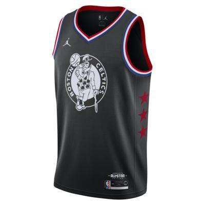Kyrie Irving All-Star Edition Swingman Jordan NBA Connected Jersey 男子球衣