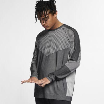 Nike Sportswear Tech Pack-langærmet strikoverdel til mænd