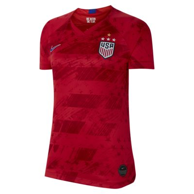 U.S. 2019 Stadium Away (4-Star) Women's Soccer Jersey