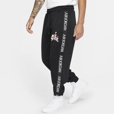Pantalones de calentamiento de tricot para hombre Jordan Jumpman Classics
