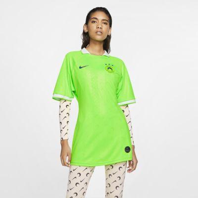 Nike x Marine Serre Camiseta 2 en 1 - Mujer