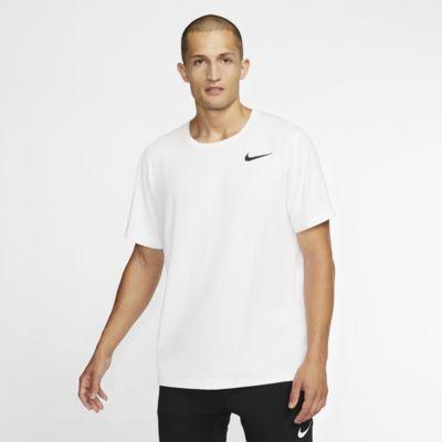 Prenda para la parte superior de manga corta para hombre Nike Pro