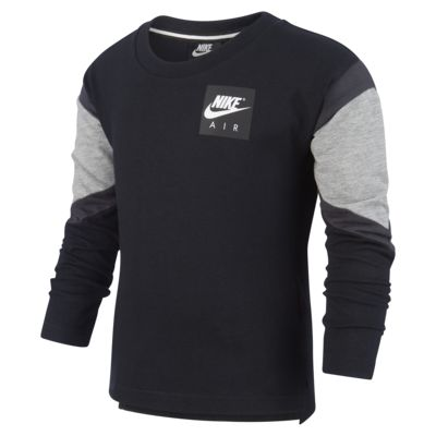 Nike Air hosszú ujjú felső babáknak