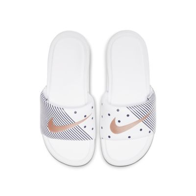 Chancla para mujer Nike Benassi Unité Totale