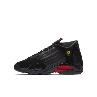 รองเท้าเด็กโต Air Jordan 14 Retro