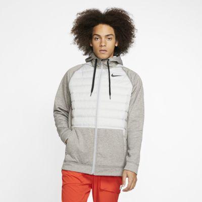 Nike Therma Men's Winterized Full-Zip Training Hoodie
