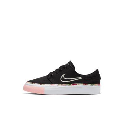 Nike SB Stefan Janoski VF Younger Kids' Skate Shoe