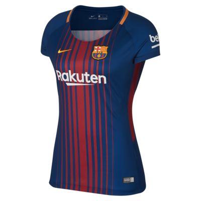 Купить Женское футбольное джерси 2017/18 FC Barcelona Stadium Home