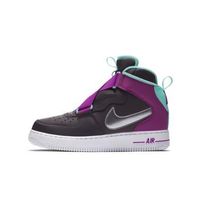 Calzado para niños talla grande Nike Air Force 1 Highness