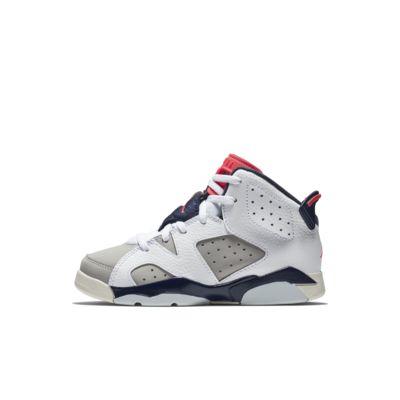 Jordan 6 Retro (PS) 复刻幼童运动童鞋