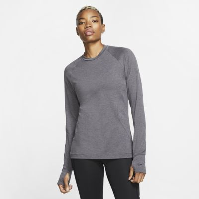 Nike Pro Warm Women's Long-Sleeve Crew