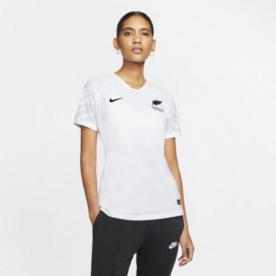 Женское футбольное джерси New Zealand 2019 Home