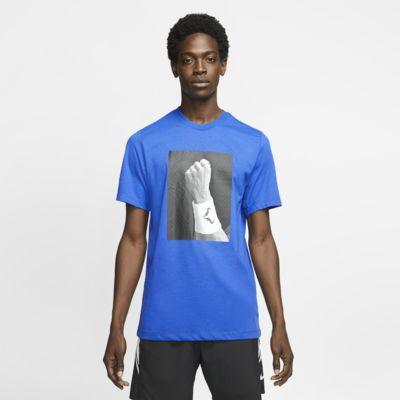 Ανδρικό T-Shirt τένις με σχέδιο NikeCourt Dri-FIT Rafa
