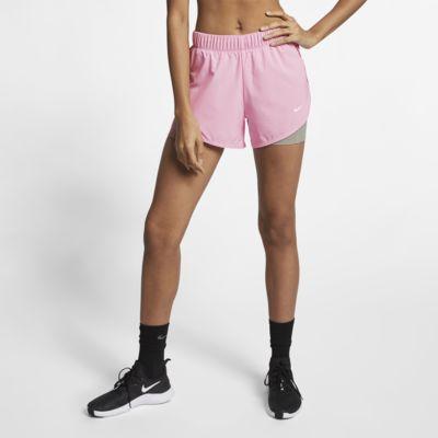 Short de training 2-en-1 Nike Flex pour Femme