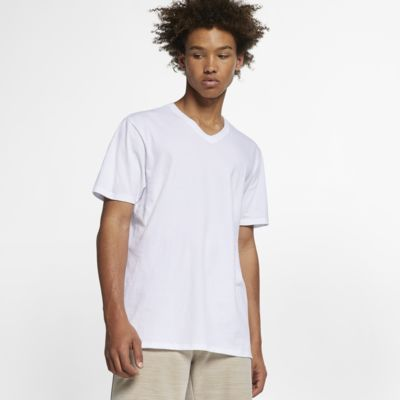 Hurley Premium Staple Men's V-Neck T-Shirt
