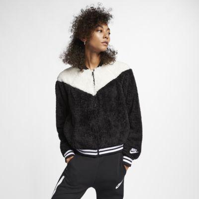 Nike Sportswear Women's Sherpa Bomber Jacket
