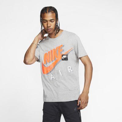 Playera de manga corta estampada para hombre Nike Sportswear