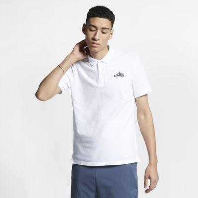 Nike Sportswear 男款網眼布 Polo 衫
