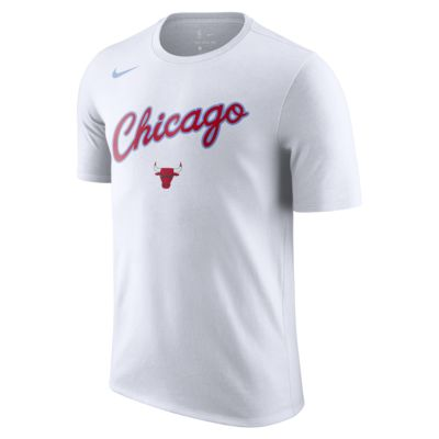 Chicago Bulls City Edition Nike Dry Men's NBA T-Shirt