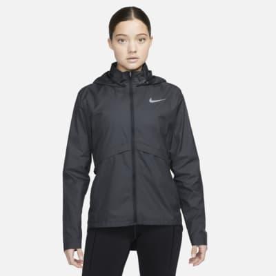 Nike Essential Chaqueta de running impermeable y plegable - Mujer