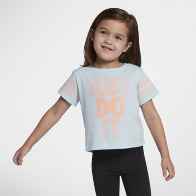 Nike Sportswear Just Do It Younger Kids' (Girls') T-Shirt