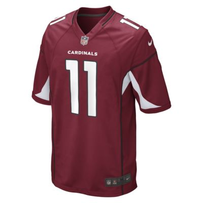 NFL Arizona Cardinals (Larry Fitzgerald) American football-wedstrijdjersey heren