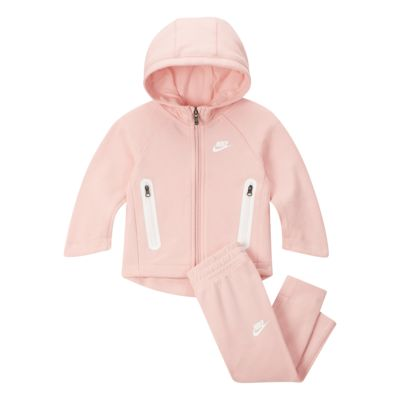 Nike Sportswear Tech Fleece Baby (12–24M) Hoodie and Trousers Set